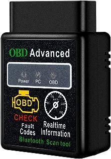 autoVIN Aceite//EPB//BMS//SAS//TPMS//DPF reinicia el Servicio IMMO para usuarios dom/ésticos Lector de c/ódigos de esc/áner OBD2 Bluetooth con diagn/óstico de Sistemas completos Autel AP200