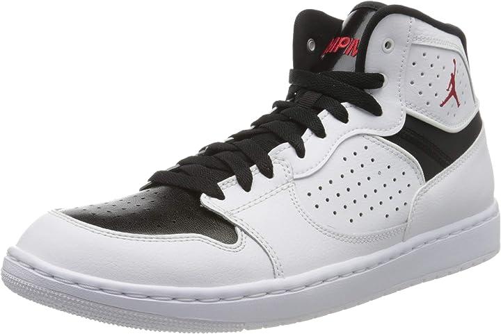 Nike jordan access, scarpe da basket uomo AR3762-003