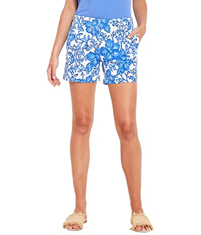 Vineyard Vines Floral 5 Every Day Shorts