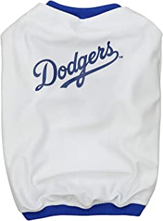 Sporty K9 MLB Baseball Dog Jersey, Los Angeles Dodgers Small