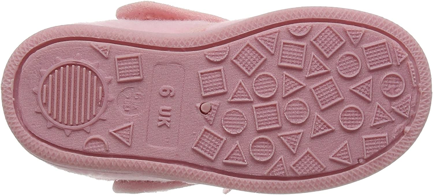 Chaussons Montants Fille Chipmunks Katie