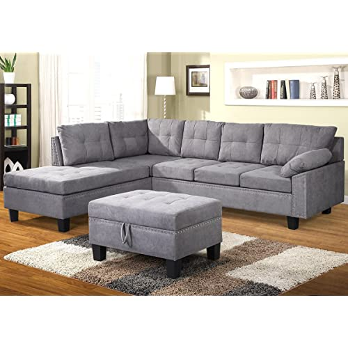 Chaise Lounge Couch: Amazon.com