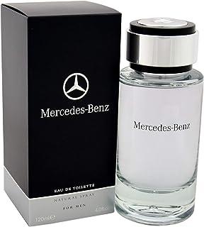Mercedes Benz | Eau de Toilette | Spray for Men | Woody Spicy Scent | 4.0 oz