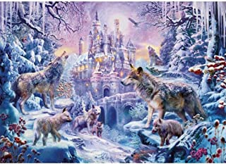 1000 Pieces Jigsaw Puzzles Educational Puzzle Toy for Kids/Adults (Twilight City)