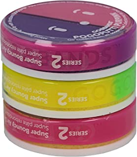 GOGOPO GooBands Pogoputti Colour Mix Bouncy Putty Lucky Dip (3 Pack)