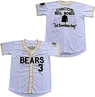 Bad News Bears #12 Tanner Boyle Movie 1976 Chico's Bail Bonds Baseball Jersey