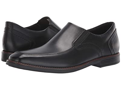 Rockport Slayter Slip-On (Black) Men