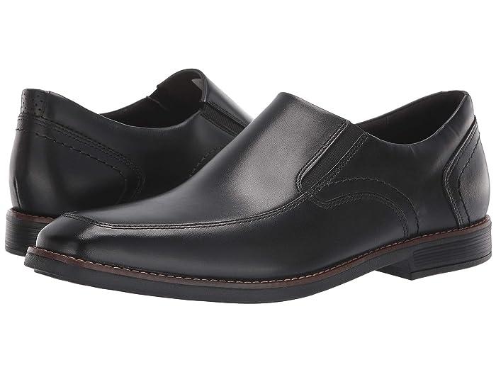 Rockport  Slayter Slip-On (Black) Mens Shoes