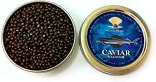 Sturgeon caviar 100g (3.5 oz). Complementary Upgrade to Free Overnight Shipping.