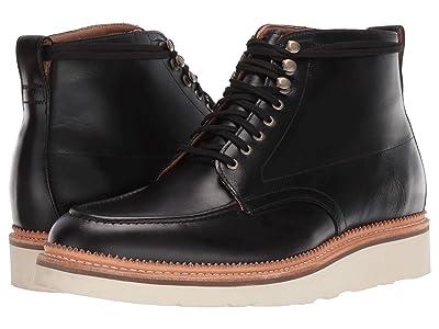 Bostonian Berkshire Peak (Black Leather) Men