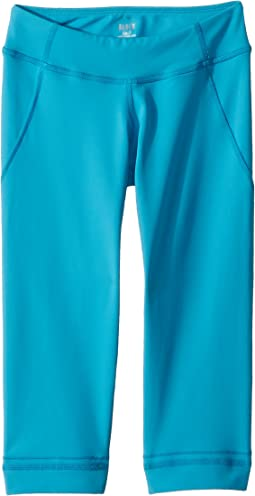 Bloch Kids Capri Leggings (Little Kids/Big Kids)