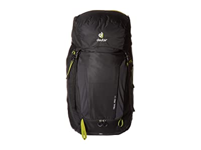 Deuter Trail Pro 36 (Black/Graphite) Backpack Bags