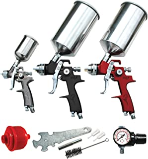 Best atd tools 6900 9-piece hvlp spray gun set Reviews