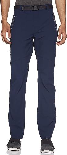 Columbia Titan Peak Pantalon Homme, Collegiate Navy, FR   3XL Fabricant   Taille 40