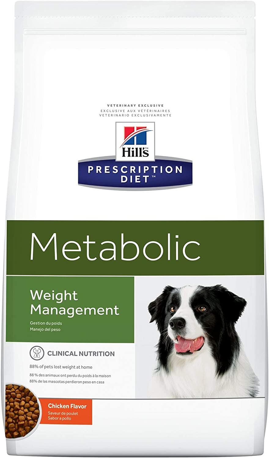 Hill's Prescription Diet Canine Metabolic 12kg
