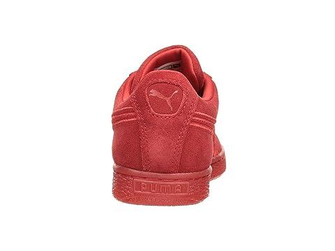 Puma Classico Della Pelle Scamosciata Distintivo Ghiacciato Sneaker Moda nrTQEnaSe6