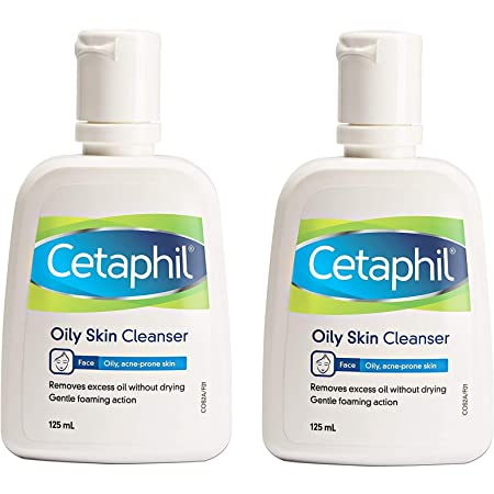 Cetaphil OS Cleanser For Oily Skin (Pack of 2)