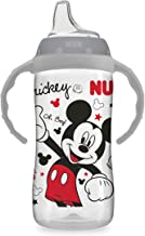 NUK Disney Large Learner Sippy Cup, Mickey Mouse, 10oz 1pk