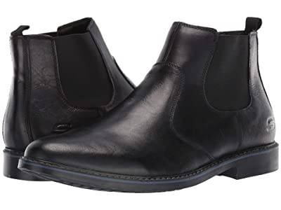 SKECHERS Bregman Morago (Black) Men