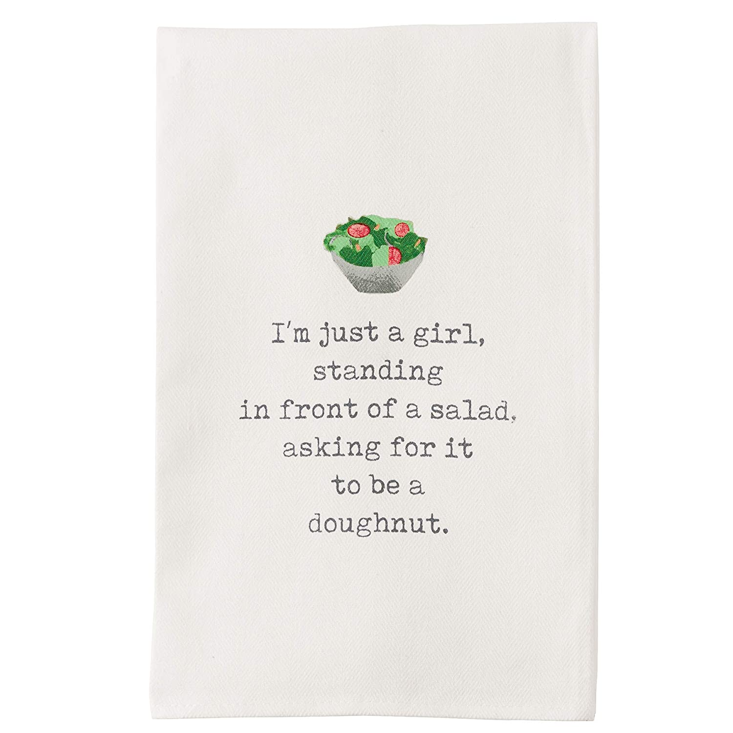 Free shipping anywhere in the nation Salad Award Funny Icon Towel