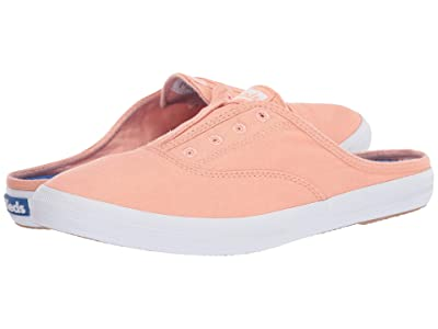 Keds Moxie Mule Seasonal Solids (Coral) Women