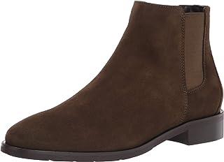 Aquatalia حذاء برقبة حتى الكاحل للنساء، عشب، 7 US