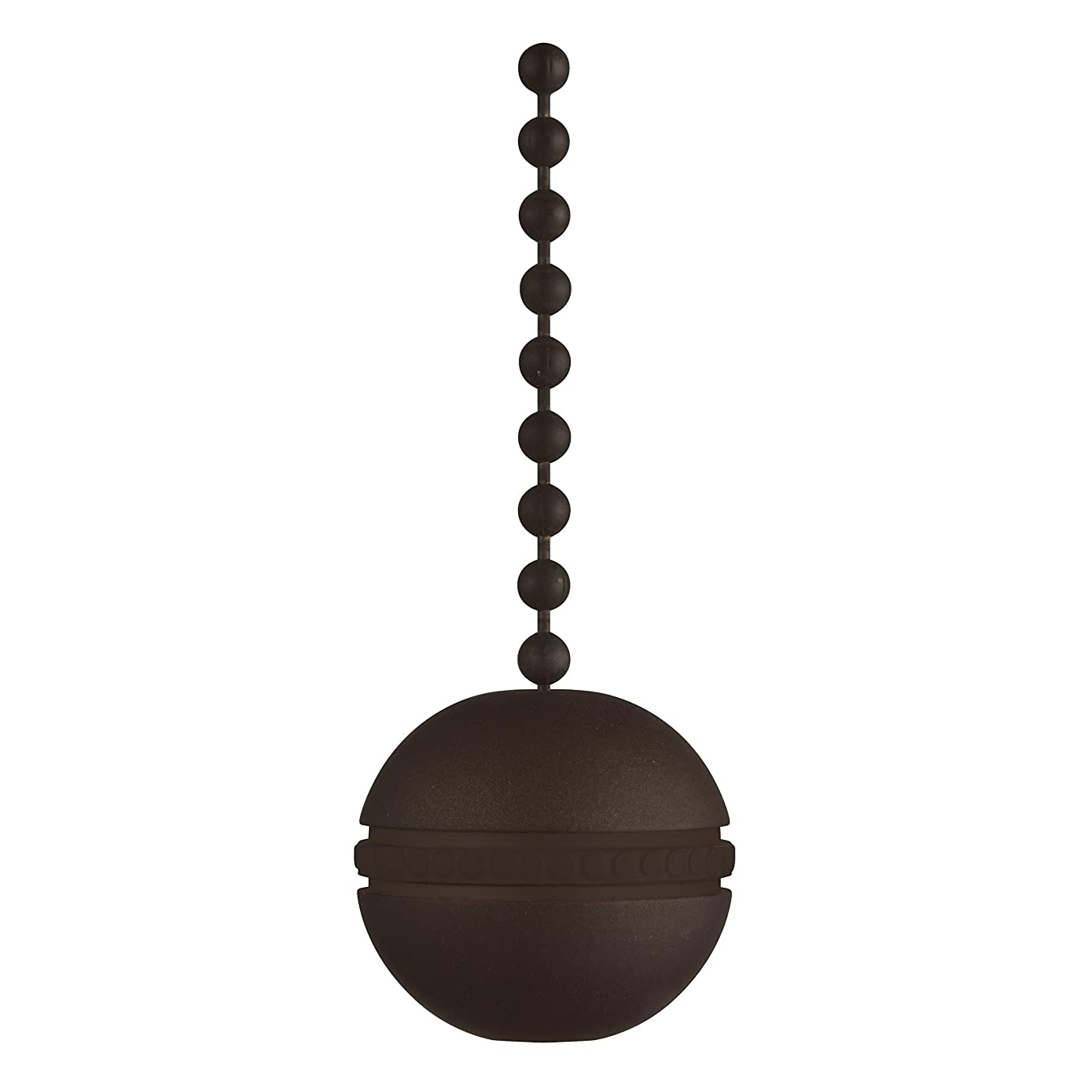 Westinghouse Lighting 7709600 Oil Rubbed Bronze Ball Pull Chain