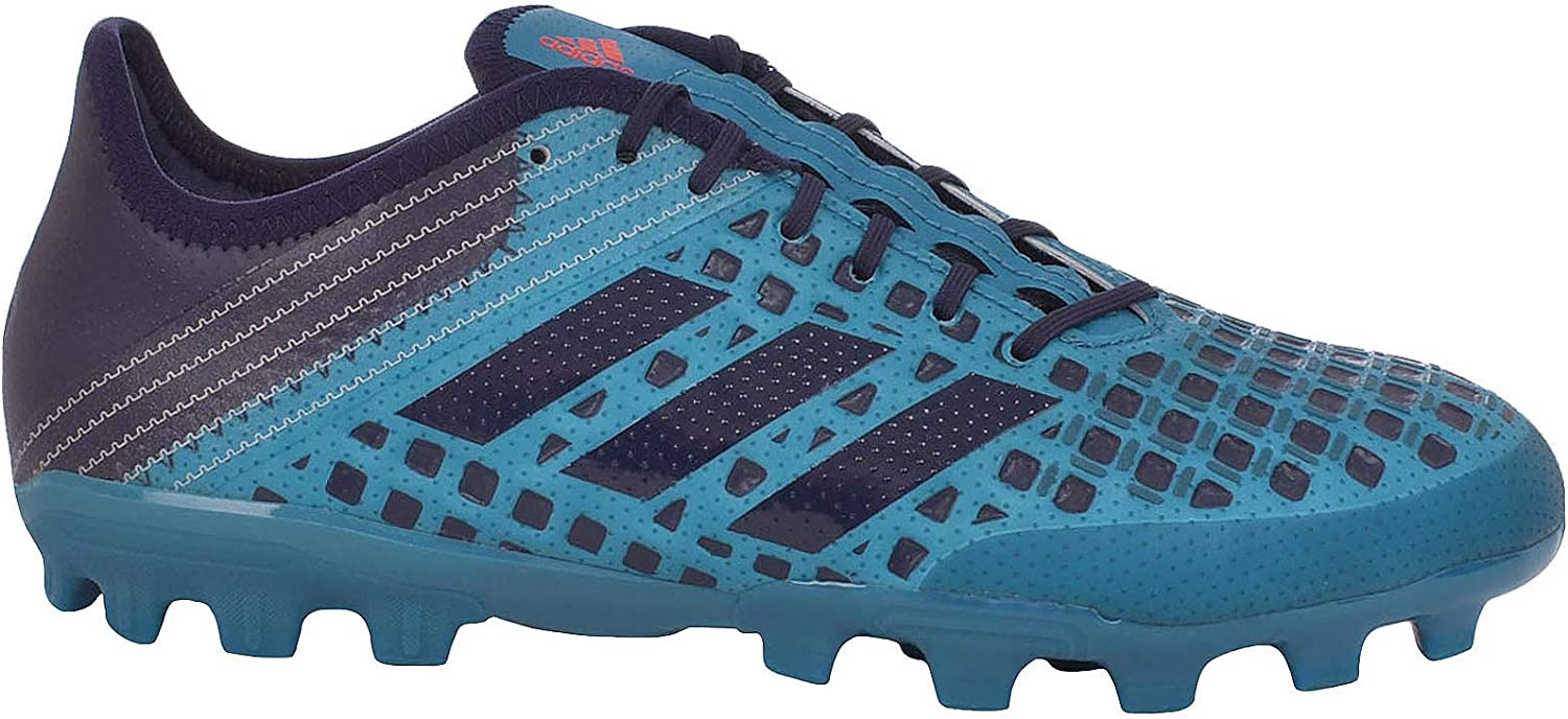 Adidas Performance Mens Predator Malice Artificial Ground Rugby Boots - bluee