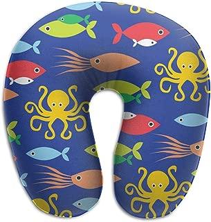 Best octopus pillow travel Reviews