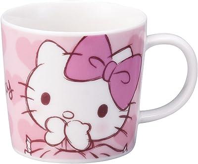 サンリオ(SANRIO) 「 Hello Kitty(ハローキティ) 」 キティ ハートドリーム マグカップ S ピンク 304141