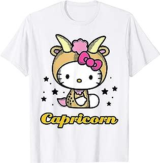 Hello Kitty Zodiac Capricorn Tee Shirt
