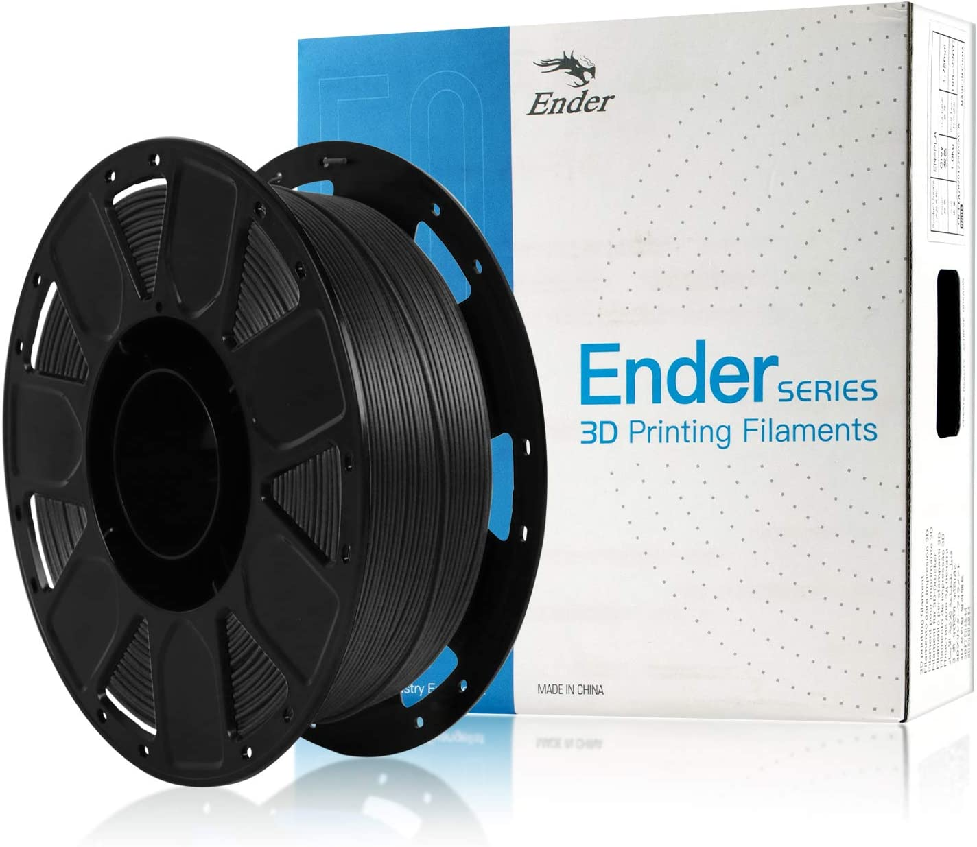 Ender PLA Filament 1.75mm Bundle 1kg Creality Manufacturer OFFicial Discount mail order shop Series