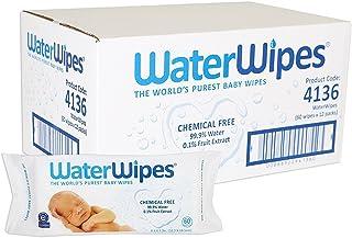 12 x chusteczek do wody Derma H2O 60 chusteczek