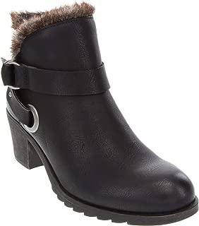 black highland boots