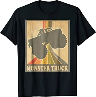 c3c53a753762 Amazon.com: Vintage and Retro Monster Size Truck