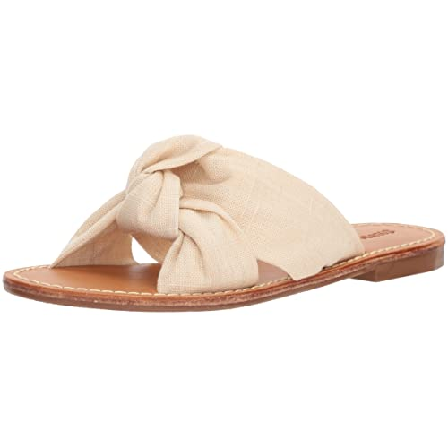 229889467 Soludos Women s Knotted Slide Sandal Flat