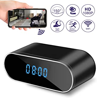Best hidden camera alarm clock manual Reviews