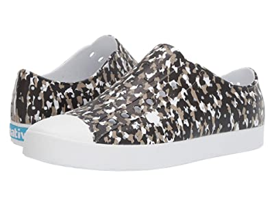 Native Shoes Jefferson (Shell White/Shell White/Jiffy Konpeito Print) Shoes