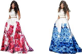 Florence Women's silk Dress Material (GC026-GC027_ White_ Free)