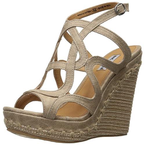 edd6b6254eb5 Not Rated Women s Anatolia Wedge Sandal