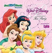 Disney Princess Tea Party: Lyla LIE-luh