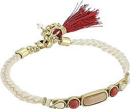 Set Stone Rope Bracelet