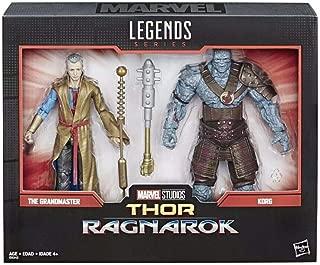 Marvel Legends 80th Anniversary Grandmaster & Korg - 6 Inch Action Figures