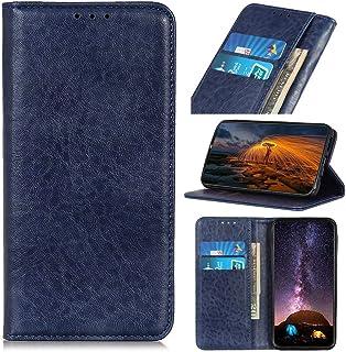 LODROC Lederen Portemonnee Case voor Huawei Honor 30S, [Kickstand Feature] Luxe PU Lederen Portemonnee Case Flip Folio Cov...