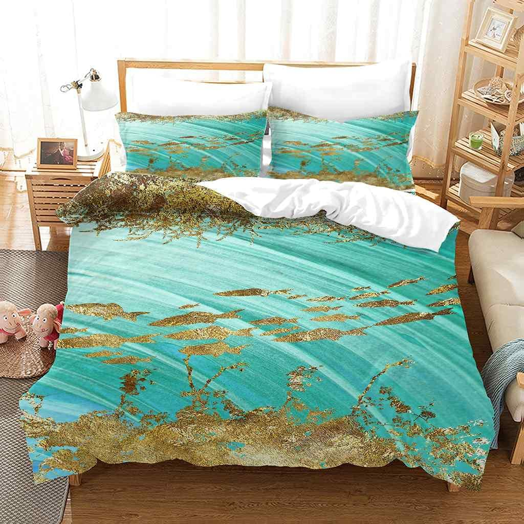 MUCXBE Duvet Cover Queen Directly managed price store Size with S Care Easy Closure to Zipper