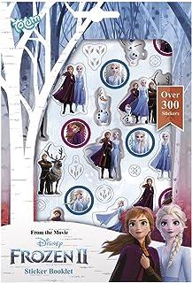 Totum Disney Frozen II Ksiazka Naklejkowa Z Ponad 300 Magicznymi Naklejkami
