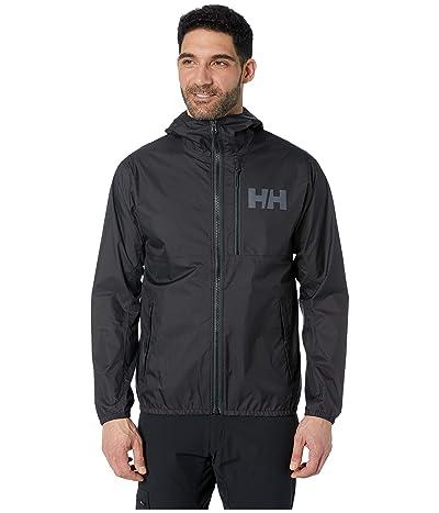 Helly Hansen Belfast Rain Jacket (Black) Men