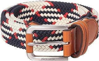 Pierre Cardin Multi Color Leather Belt For Men
