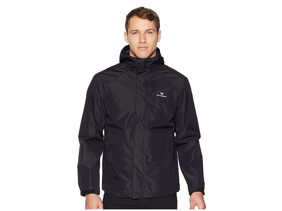 White Sierra Sierra Guide 2.5 Layer Rain Jacket (Black) Men
