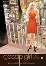 Gossip Girl: The Manga Vol. 1: For Your Eyes Only